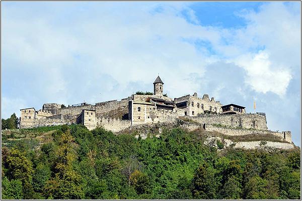 Замок Ландскрон в Австрии