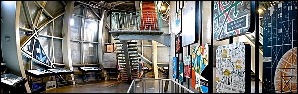 Выставка в Атомиуме