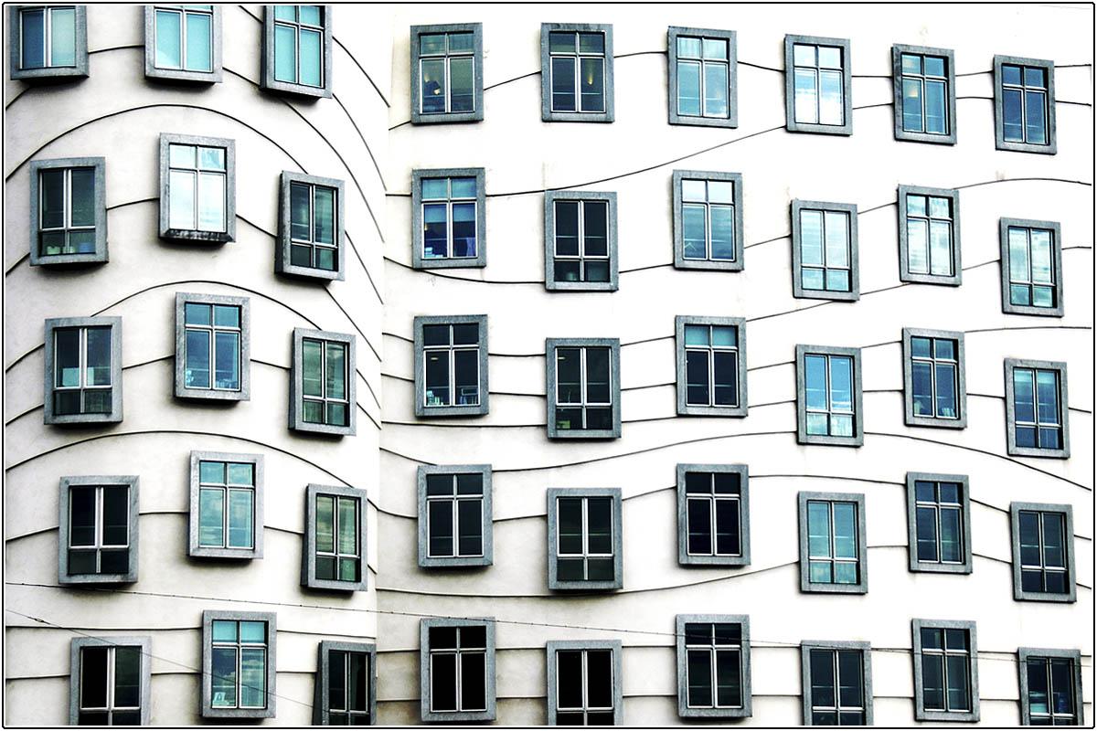 Танцующие окна