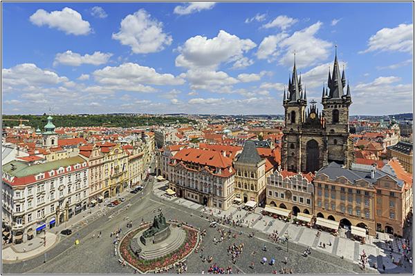 5 идей для путешествия в Праге