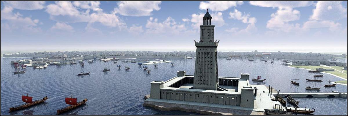 Маяк-крепость
