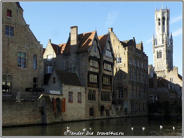 Бельгия. Брюгге замечательный!