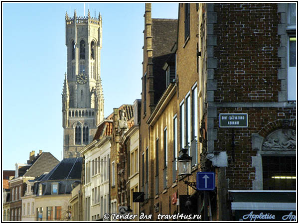 Бельгия. Брюгге.