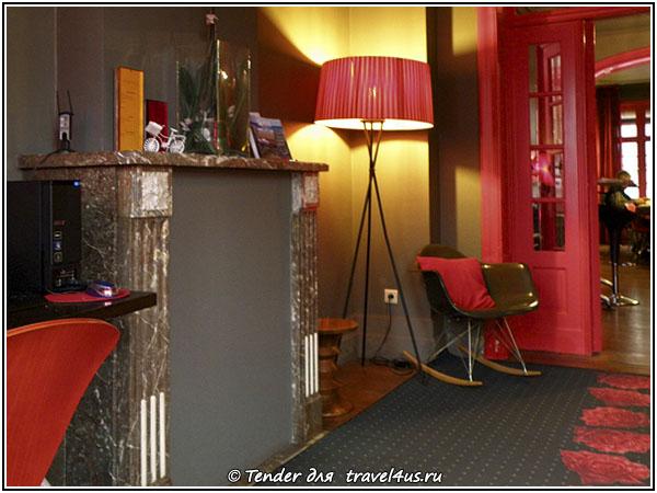 Дизайн-отель Monty Small