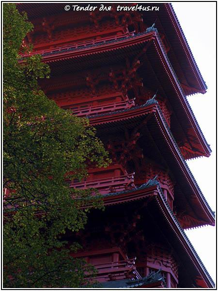 Красная башня