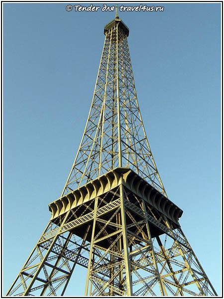 Эйфелева башня в Брюсселе