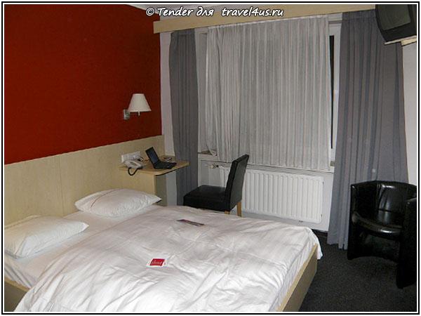 Гостиница в Люксембурге