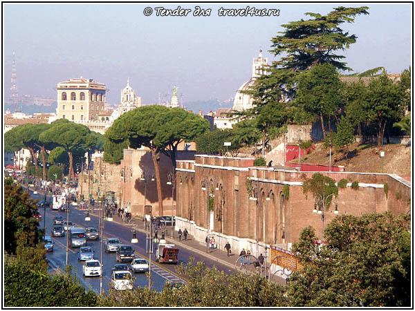 Приключения в Риме