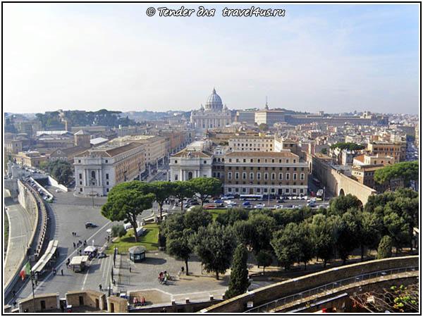 Рим - потрясающий город!