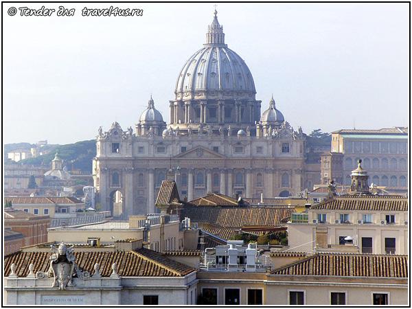 Ватикан. Собор Святого Петра.