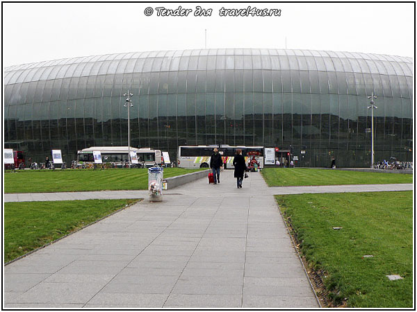 Вокзал Страсбурга