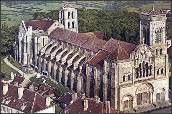Малая базилика Святой Марии Магдалины в Везле