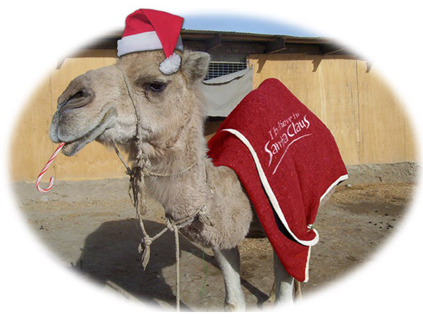 Египетский Дед Мороз