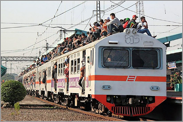 Комфортная поездка на поезде