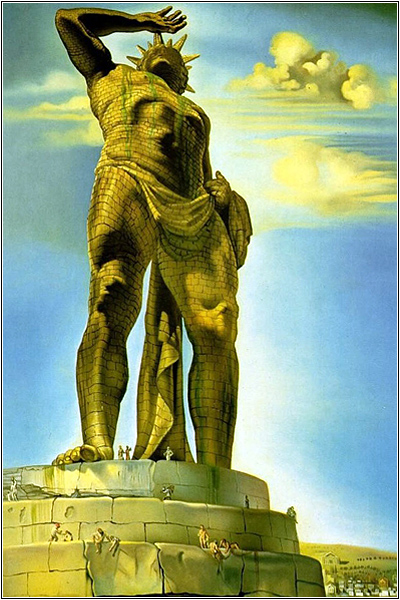Греческий гигант