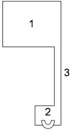 Схема Самосского акведука