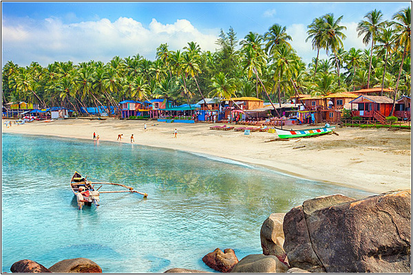 Пляжный отдых в Гоа