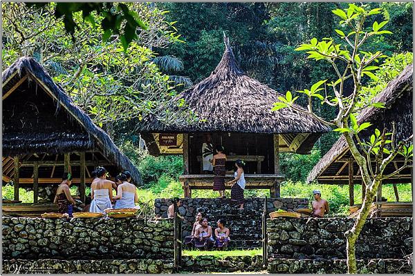 Самобытная культура Бали