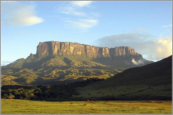 Национальный парк Столовая гора в ЮАР