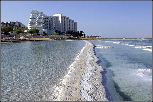 Санатории Мертвого моря
