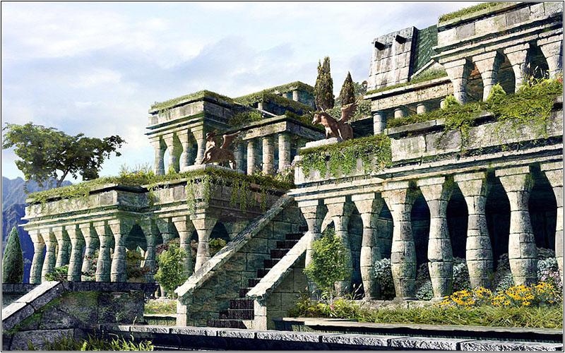 Сады Вавилона