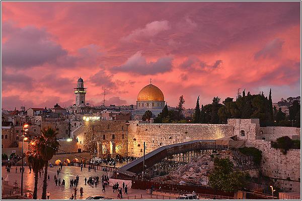 Экскурсионный туризм в Израиле
