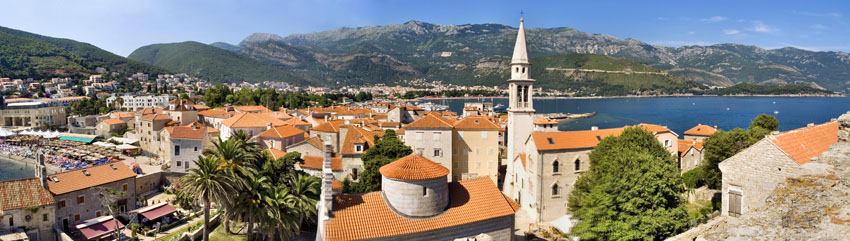 Черногория, курорт Будва