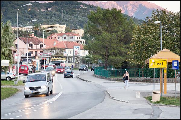 Черногорский курорт Тиват