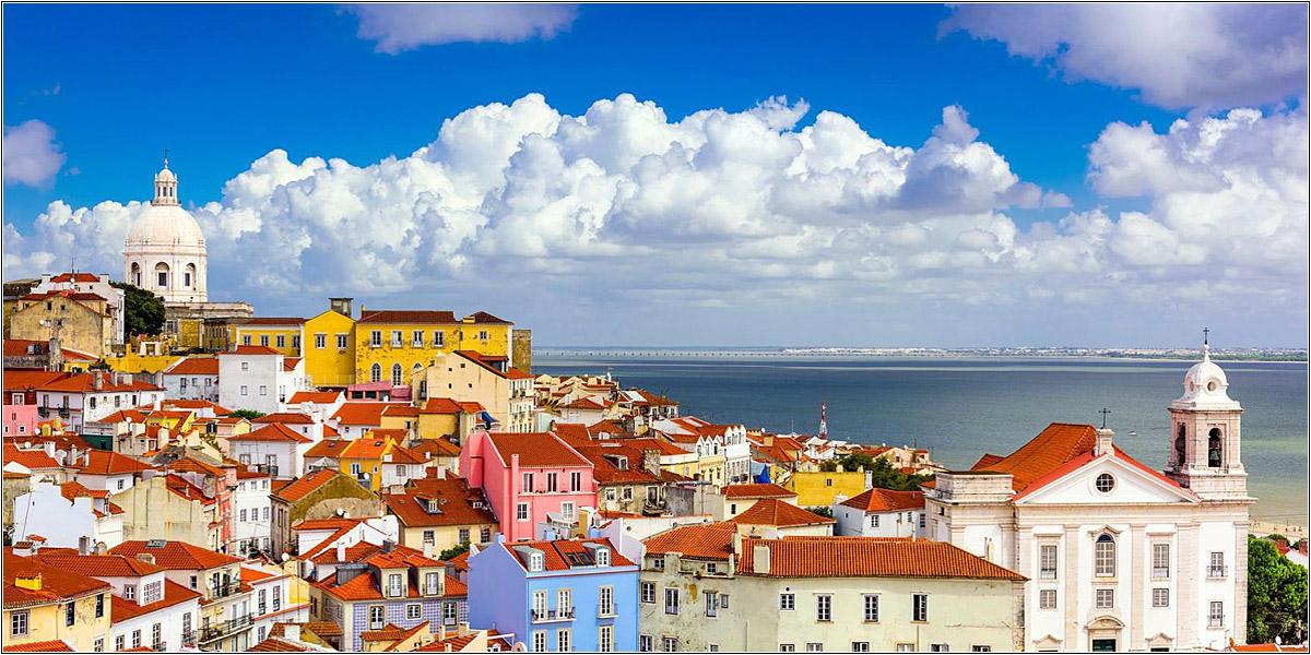 Цветастый Лиссабон