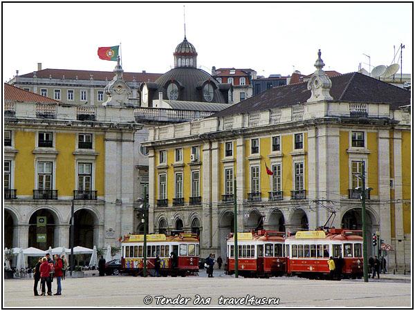 Лиссабонские трамвайчики
