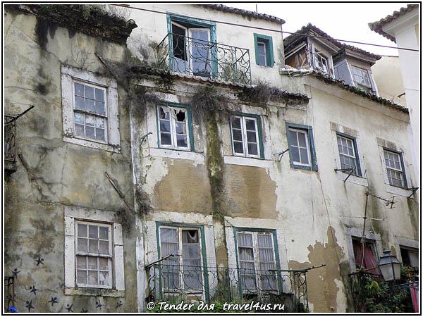 Трущобы Лиссабона