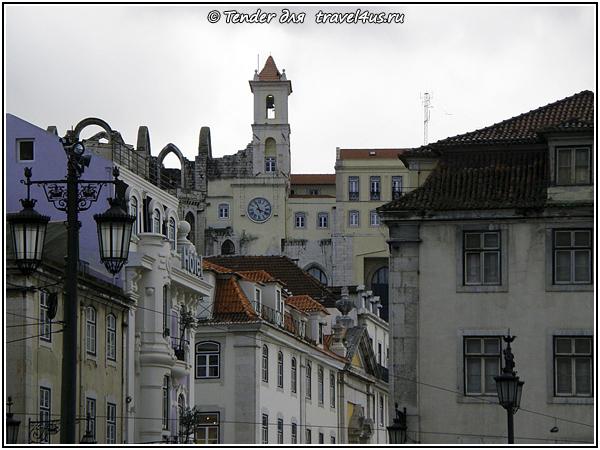 Крыши Лиссабона