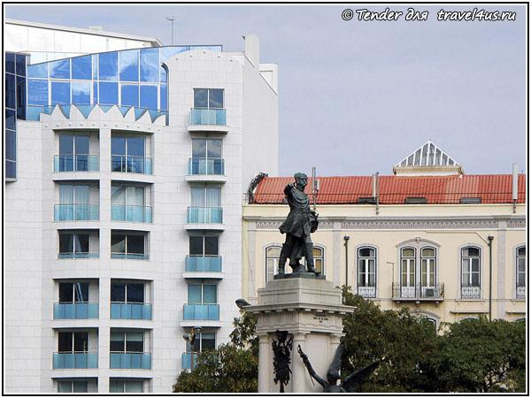 Памятники Лиссабона