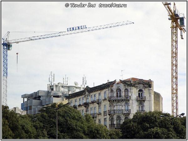 Строительство в Лиссабоне