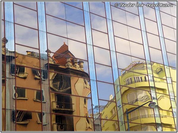 Кривые зеркала Лиссабона