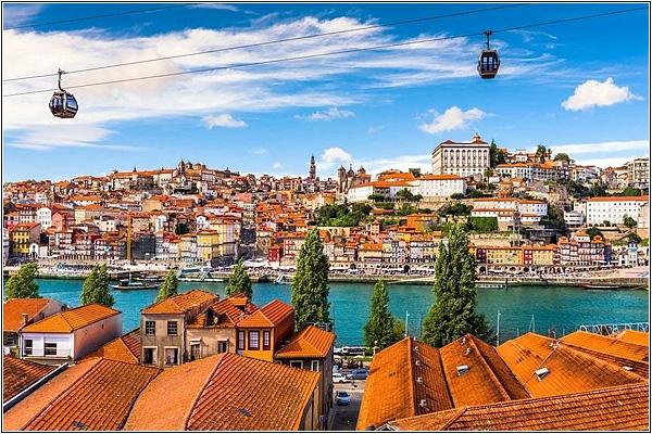 Вся Португалия за 8 дней