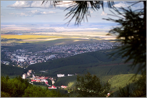 Алтайский курорт Белокуриха