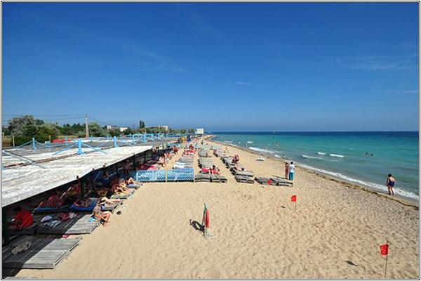 Курорты Крыма: Евпатория
