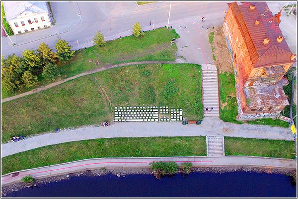 Системный блок рядом с клавиатурой в Екатеринбурге
