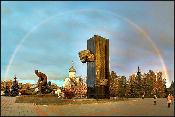 Золотое кольцо России: Иваново