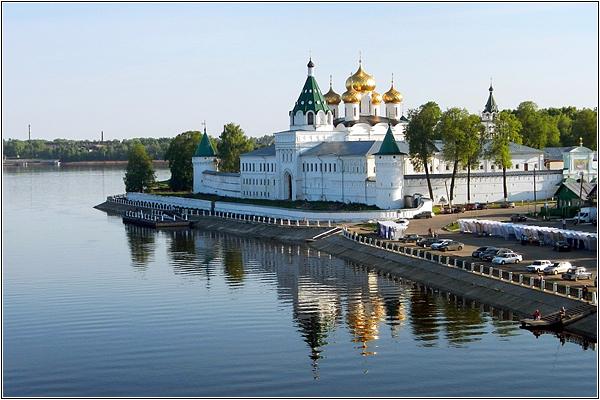 Золотое кольцо России: Кострома