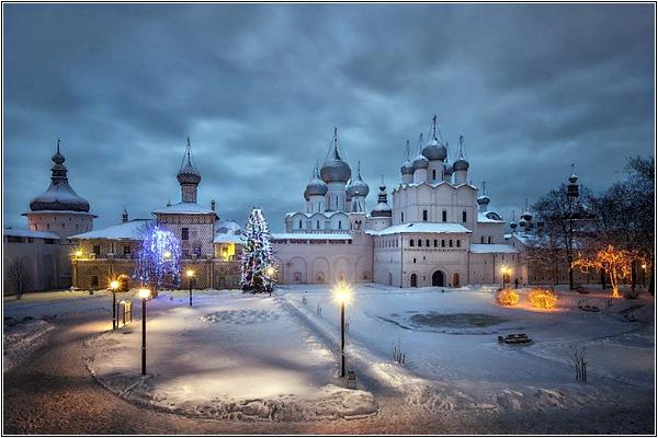 Золотое кольцо России: Ростов Великий