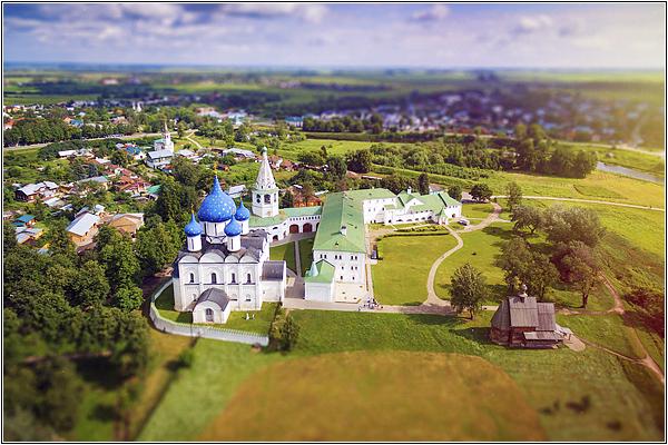Золотое кольцо России: Суздаль