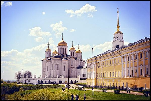 Золотое кольцо России: Владимир