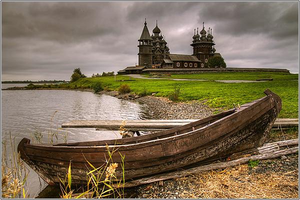7 чудес России: Кижский погост (Кижи)