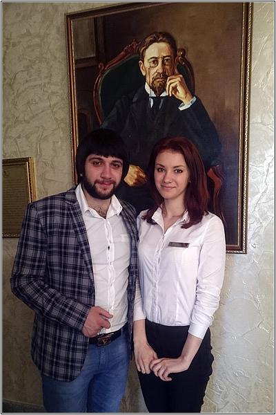 Именитые гости отеля Чеховъ