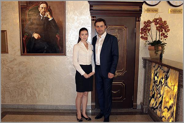Знаменитости в отеле Чеховъ