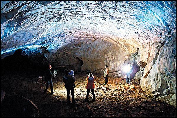 Семь чудес Кузбасса: Азасская пещера