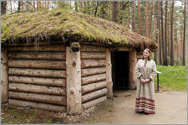 Томская писаница: Археодром