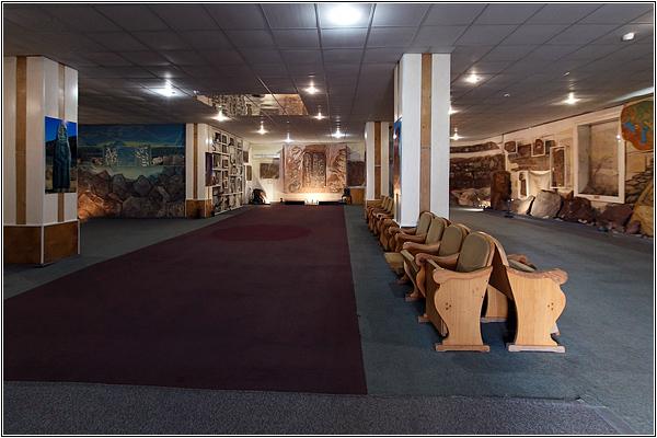 Томская писаница: Музей наскального искусства Азии